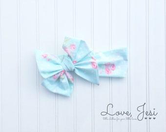 Baby Bow Headband, Baby Girl Headwrap, Toddler Hair Bows, Bows for Babies, Toddler Girl Hair Accessories, Big Bow Headband, Fabric Headband