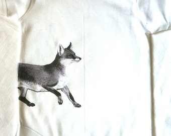 Cute Baby Clothes, Fox, Baby Boy Clothes, One Piece, Bodysuit, Onesie, Romper, Baby Jumpsuit, Shirt, T Shirt, Snapsuit, Baby Girl Clothes,