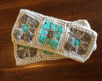 Boho chic arm warmers (large)