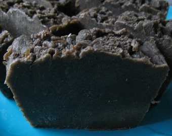African Black Soap Handmade from Scratch