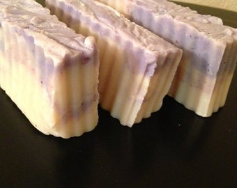 Organic Soap, Organic Cold Process Soap, Natural Soap, Allergy Sensative Soap, Tea Tree Cold Process Handmade Bar Soap