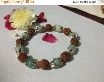 ON SALE Rudra's Havan Yogic Mala Entrainer Bracelet