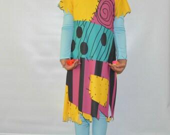 Ragdoll Sally dress - sizes 2 -14 girls