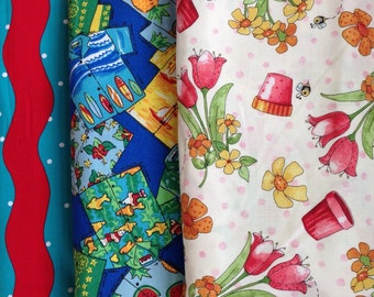 Sale-Fabric by the yard