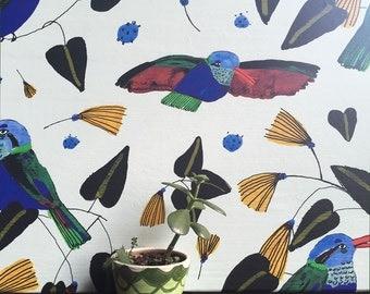 Humming Birds Wallpaper