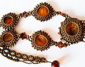 Retro Natural Baltic Amber