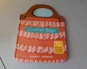 Crochet Bags by Candi Jensen