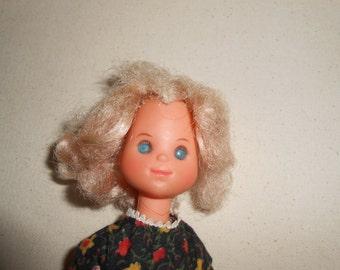Vintage Mattel Sunshine Doll, Vintage Mattel Doll Parts
