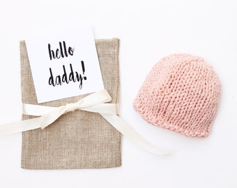 Birth announcement, baby, baby reveal, baby girl, baby announcement, pregnancy reveal, new baby, newborn hat, pregnant