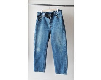 Levi's 501 Stonewash Regular Fit Jeans