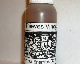 4 Thieves Vinegar - Healing & Protection