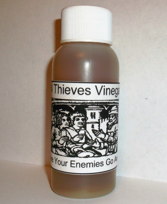 4 thieves vinegar healing protection - How to keep thieves away from your home ...