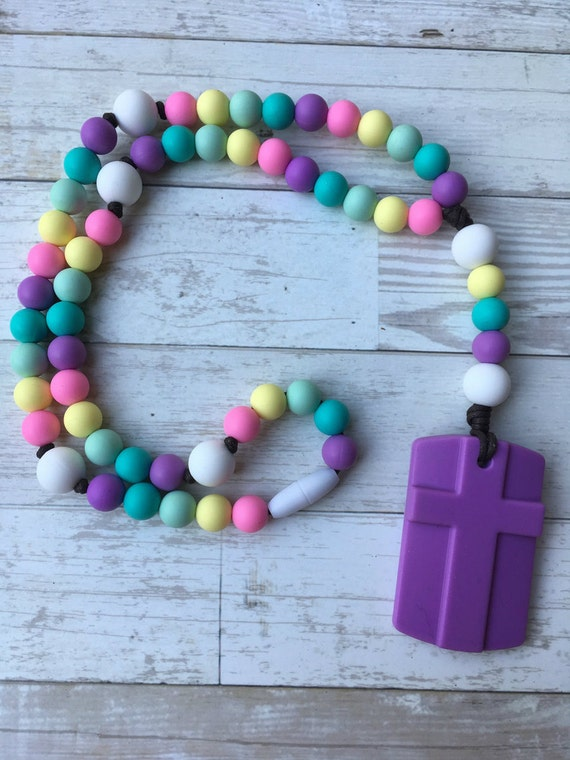 Children's Rosary from Chews Life