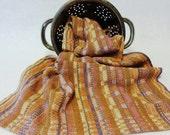 Handwoven Cotton/Linen Towel for Kitchen & Bath - Mauve Towel,  Handtowel, Kitchen Towel, Handwoven Towel, Tea Towel, Breadcloth