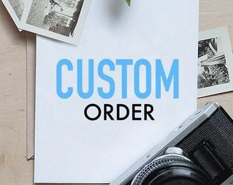 Lulu Rycken - Custom Order