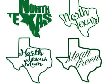 North Texas Decal