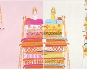 Far Far Away by Heather Ross, Princess and the Pea HR9658 - 1 yard bundle of 2