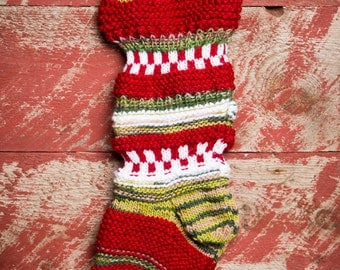 Sweater knit stocking, Christmas Stocking, Christmas Stocking Patterns, Christmas Stocking Design, Christmas Knitting