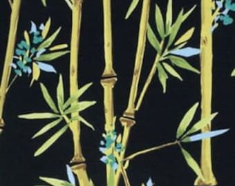 Bamboo in Black for Chinoiserie by Dena Designs
