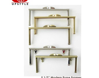 """FREE US Shipping - Set of 12 - 5 1/2""""  Modern Purse Frames by UPSTYLE - Small Size"""