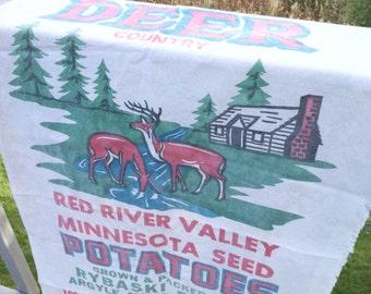 deer cabin sack Minnesota