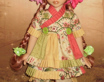 OOAK fashion set for trinket box kids BJD