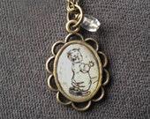 Vintage Toddler necklace