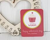 Cupcake Valentine