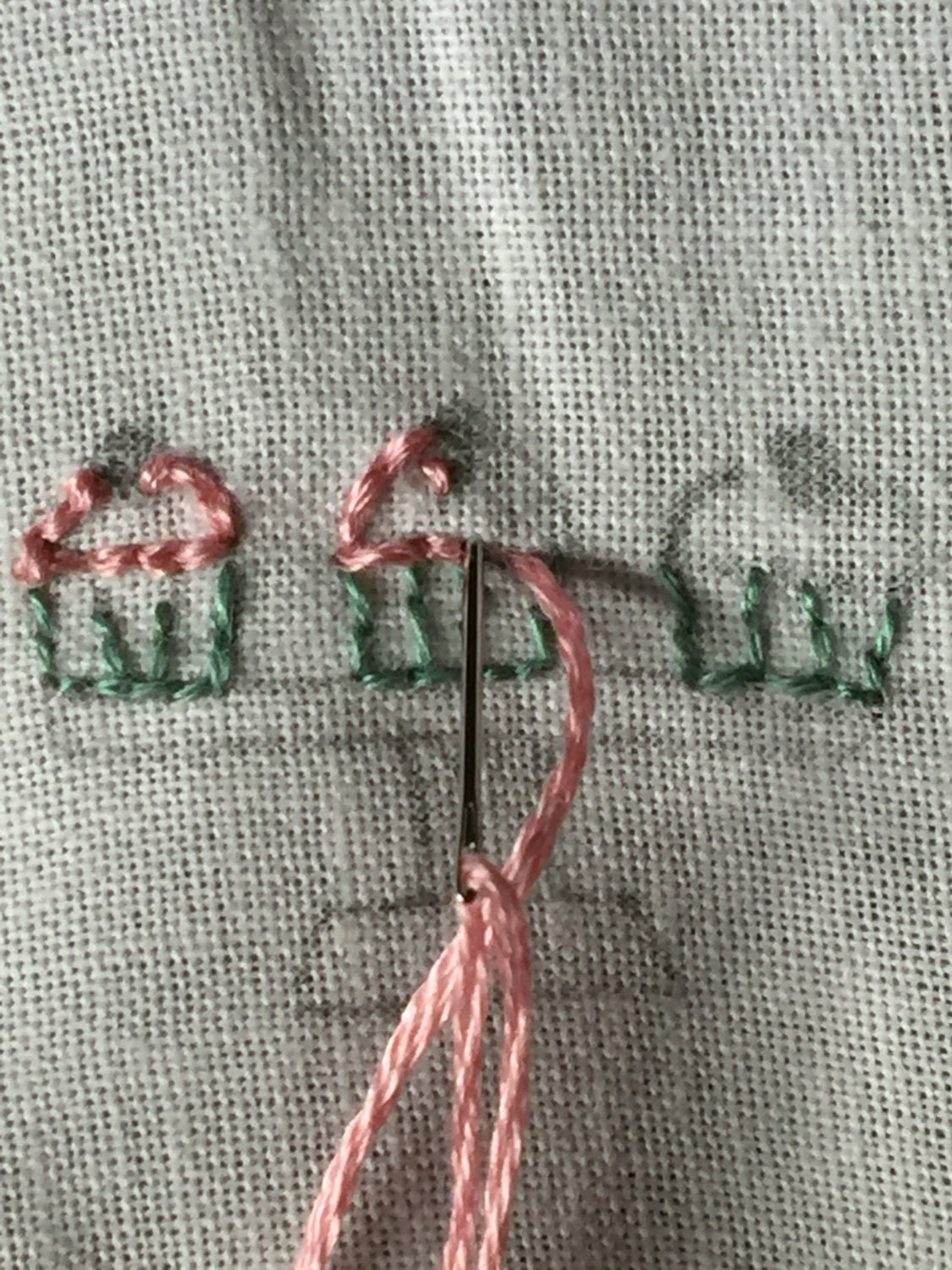 Pdf miniature embroidery designs embroidered