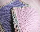 Cotton Washcloth Set - Unicorn