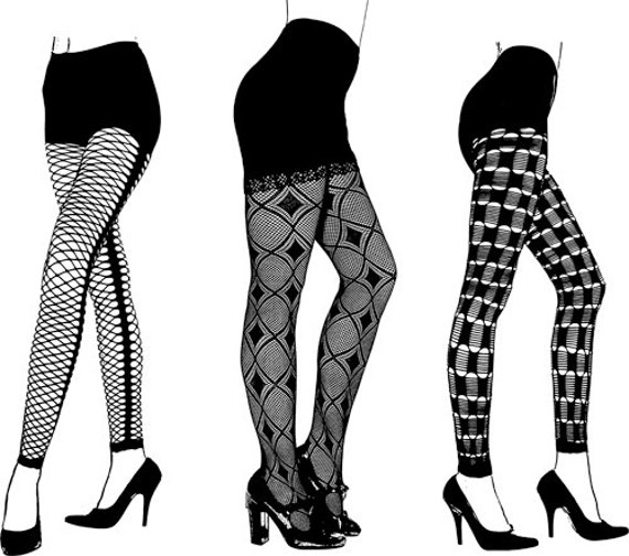 high heels fishnet stockings printable wall art clipart png clip art womans legs digital stamp graphics image downloads fashion digi stamp