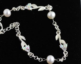 Freshwater Pearls Bracelet. Listing 280545848