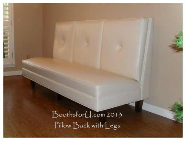 Custom Kitchen Bench Upholstered Kitchen Banquette