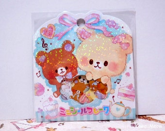 CRUX Sticker Flakes - MAGICAL TIME - 42 Pieces (05297)