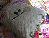 Dresden Plate Pillow Shams - Custom Order