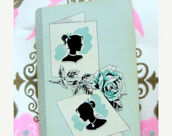 20PercentOff Stunning Antique Silhouette Playing Cards Lot