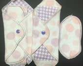 Single LadyWear Quick-Dry cloth menstrual pads - Silky Soft Bamboo Flannel