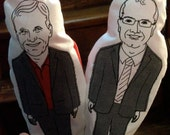 Toronto City Councillor Finger puppets