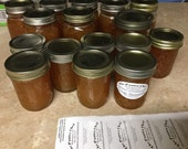 Orange Marmalade 16oz, 12oz