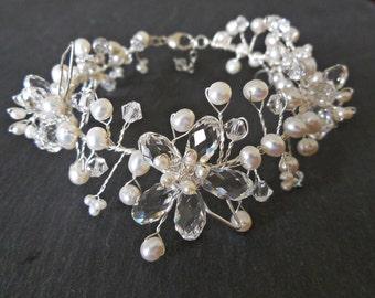 Silver Bracelet Princess Sakura - Sterling Silver