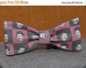 Ron Swanson  Bow tie