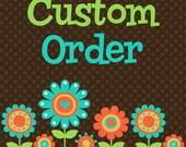 Custom order for Ann - Shawnie's halloween card