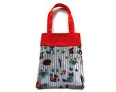 Handmade Fabric Gift/Goodie Bag - Animals