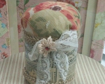 handmade pin cushion