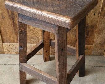 """SALE - Ready to ship 22"""" Rectangle Bar Stool with Free Shipping"""