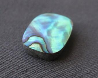 Abalone Shell Cabochon - Paua Shell Cabochon