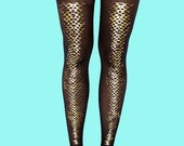 Christmas sale! women tights, sheer black tights, Shark print, gift ideas, Christmas gift available in S-M, L-XL