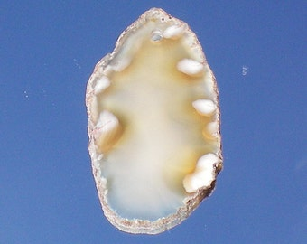 Agate Slice Thin