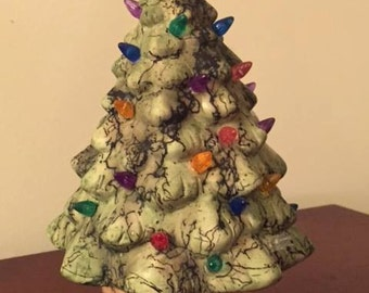 HORSE HAIR CHRISTMAS tree made with your horse hair Pet Memorial