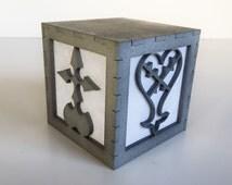 Kingdom Hearts Heartless and Nobody light box